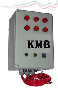 کاهنده برق 150 آمپر سه فاز KMB